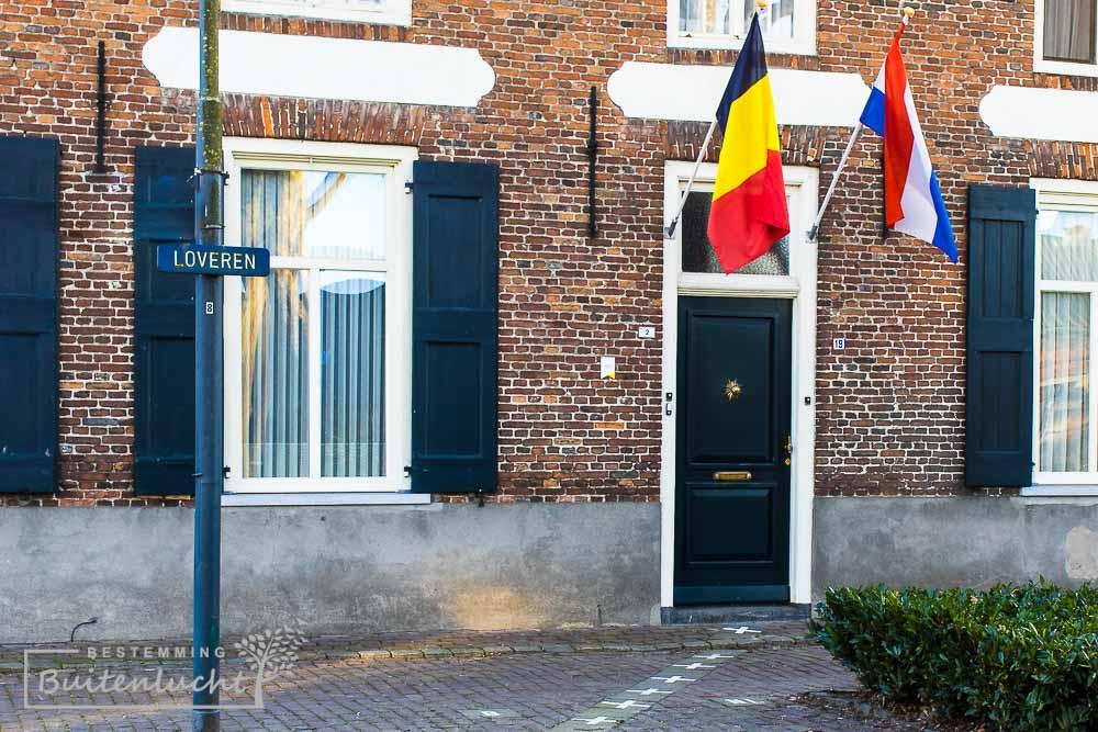 huis met de twee huisnummers Baarle