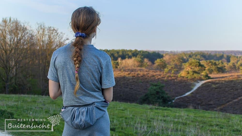uitzicht over de brunsummerheide
