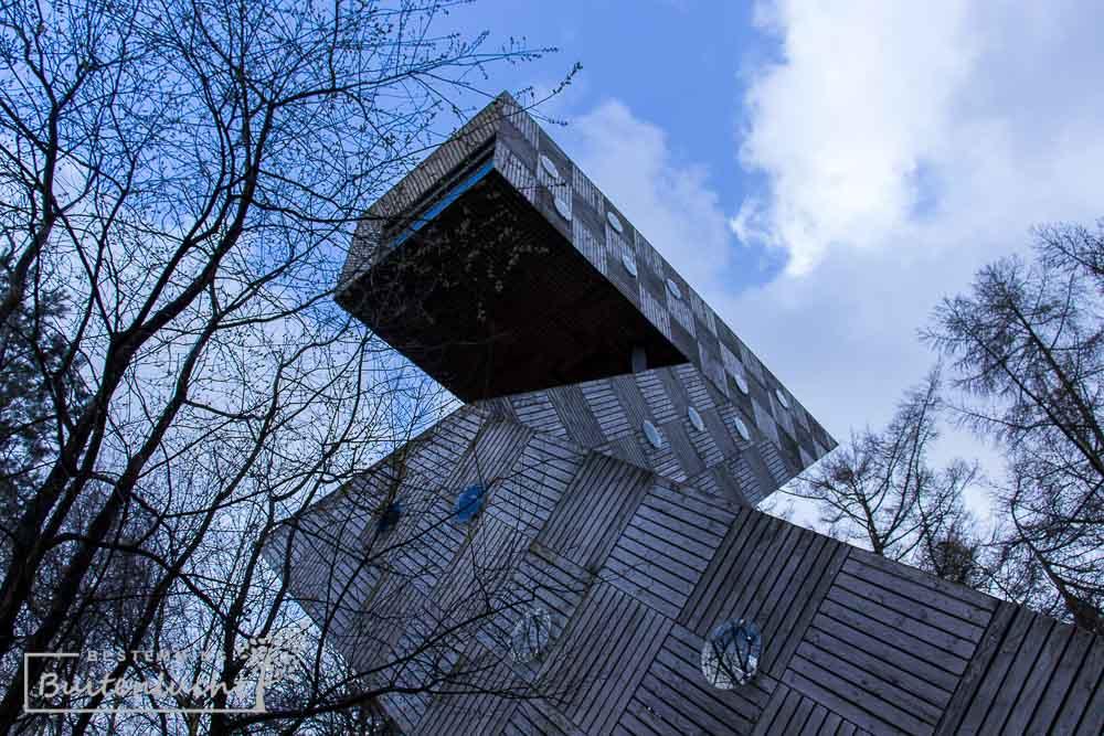 Uitkijktoren De Zeven in Fochteloërveen Ravenswoud