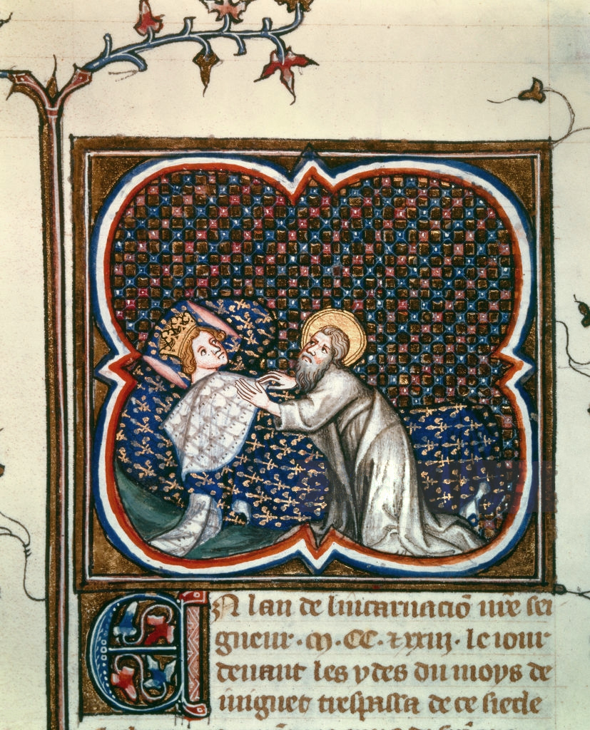 Sint-Walrick predikt