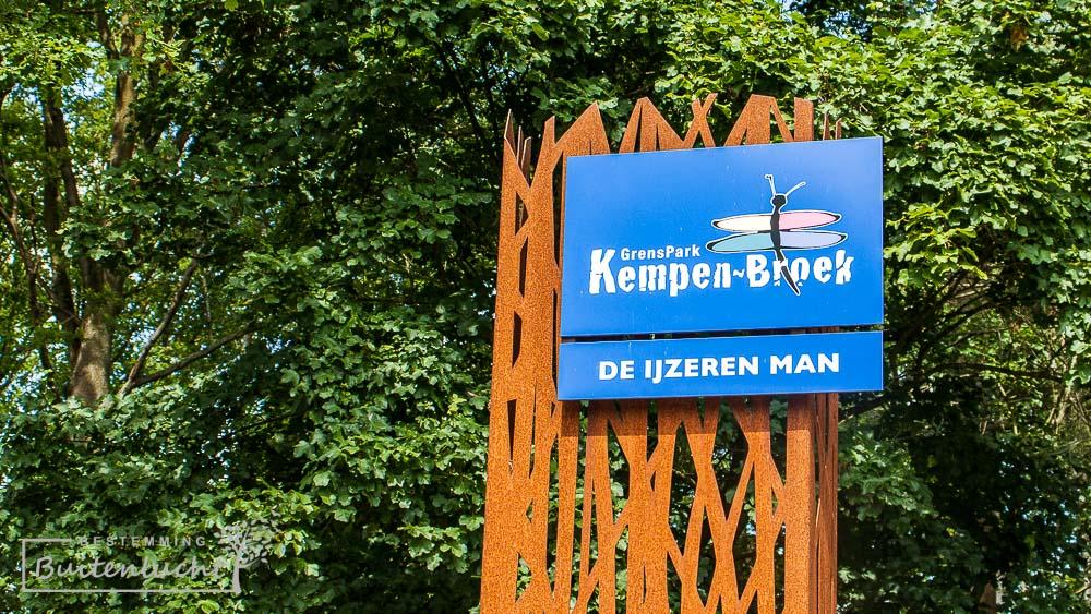 De IJzeren Man, poort tot de Kempen-Broek