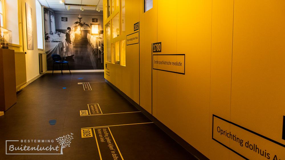 Museum de Kluis bezoeken tijdens wandelen door Huize Padua