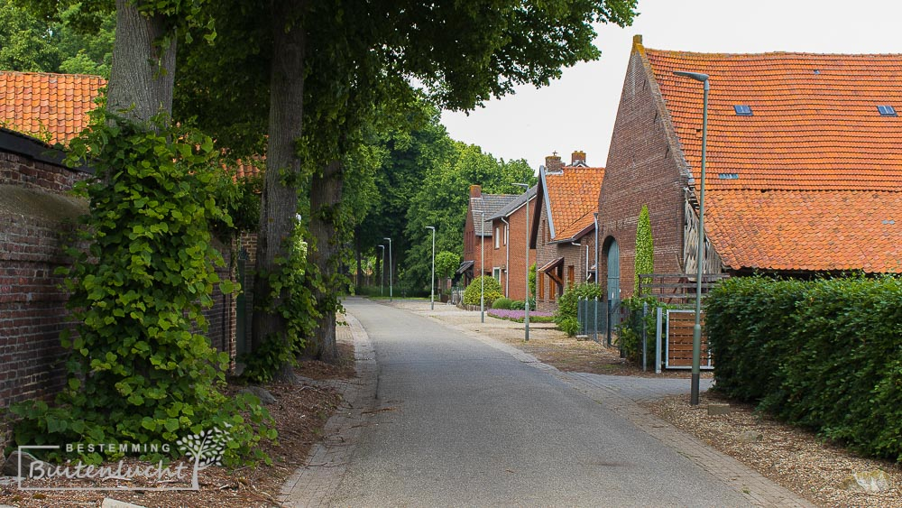 Deze Drielandenwandeling gaat door landelijke dorpjes.